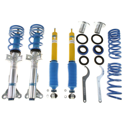 Bilstein B16 (PSS10) 12-13 Mercedes-Benz CLS550 Base V8 4.6L Frt & Rr Performance Suspension System