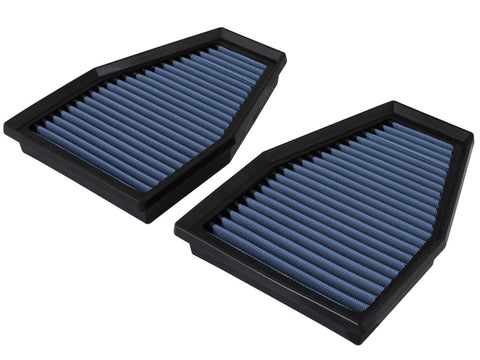 aFe Magnum FLOW OE Replacement Air Filter PRO 5R 12-15 Porsche 911 (991) H6 3.4L/3.8L
