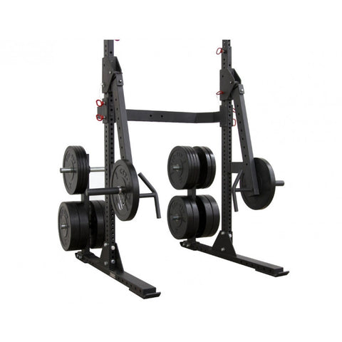 PLATE LOADED STRENGTH TRAINING EQUIPMENT