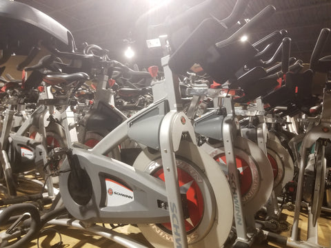SCHWINN AC SPORT INDOOR CYCLE - CHAIN DRIVE