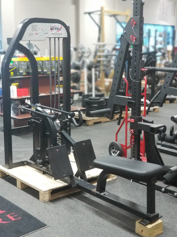 NAUTILUS NITRO SEATED ROW - COMPOUND ROW