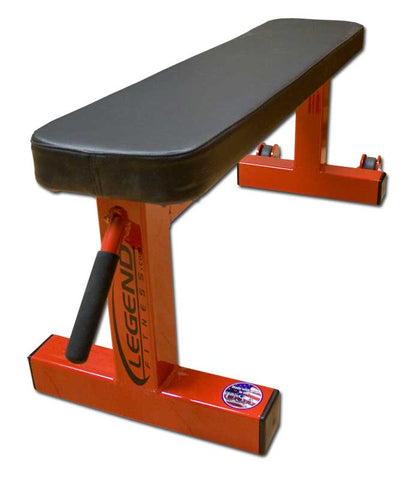 LEGEND FITNESS FLAT UTILITY BENCH - 3100