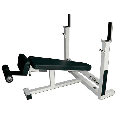 LEGEND FITNESS OLYMPIC DECLINE BENCH - 3109