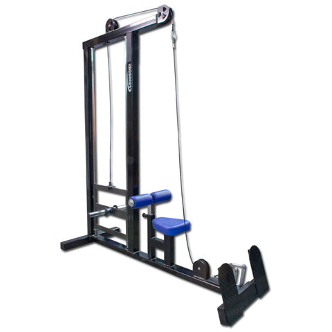 LEGEND FITNESS LAT PULL DOWN - LOW ROW - 3136