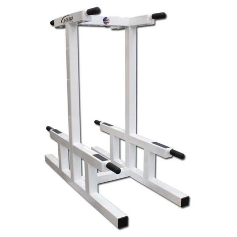LEGEND FITNESS DOUBLE DIP STAND - 3146