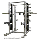 LEGEND FITNESS DOUBLE-SIDED HALF RACK - 3155