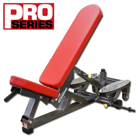 LEGEND FITNESS PRO SERIES 3-WAY BENCH - 3222
