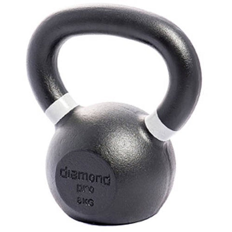 DIAMOND PRO KETTLEBELLS - E-COATED RUSSIAN KETTLEBELL WEIGHTS