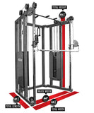 LEGEND FITNESS FUNCTIONAL TRAINER - 953