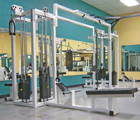 LEGEND FITNESS 8 STACK JUNGLE GYM - 959