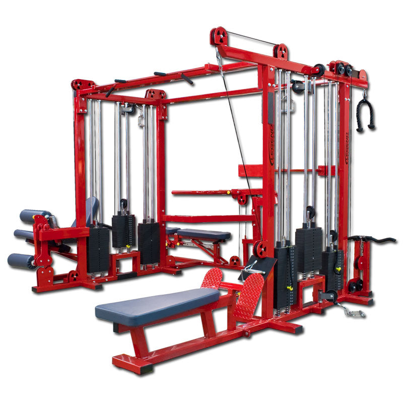 Legend Fitness Jungle Gym Cable Crossover 965 Cff