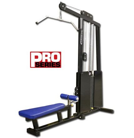 LEGEND FITNESS PRO SERIES SEATED LAT / LOW ROW - 971