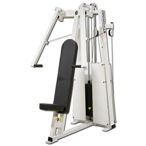 LEGEND FITNESS CONVERGING INCLINE CHEST PRESS - 991