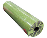 GREEN YOGA MAT - THICK