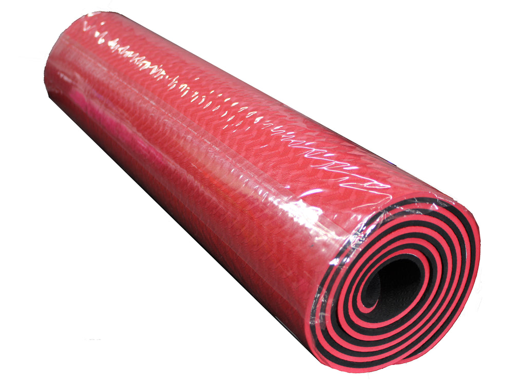 Cff 8 Mm Anti Microbial Yoga Mat Extra Thick Cff