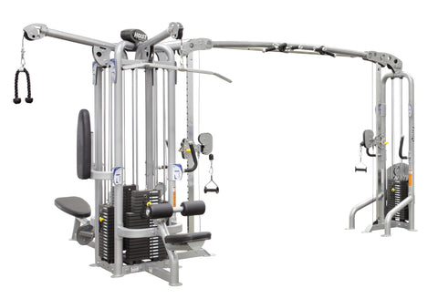 HOIST MULTI JUNGLE GYM SYSTEM CMJ-6600-S 6 STATION