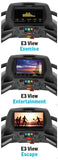 CYBEX 770T TREADMILL - E3 GO DISPLAY