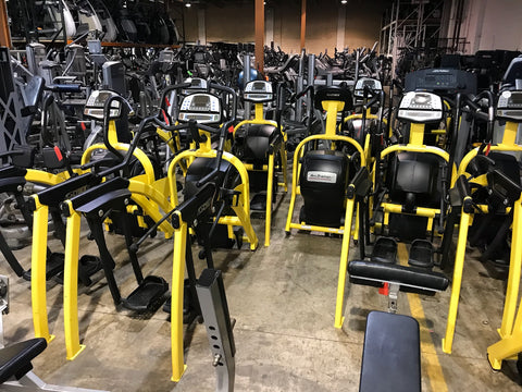 CYBEX 620A ARC TRAINER - LOWER BODY