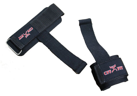 quick weightlifting straps