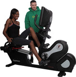 EXPRESSO FITNESS HDR Recumbent BIKE W INTERACTIVE SCREEN_indoor cycling