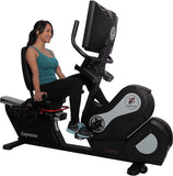 EXPRESSO FITNESS HDR Recumbent BIKE W INTERACTIVE SCREEN_indoor cycling_bike