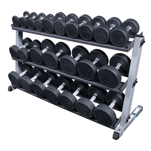 BODY SOLID PRO DUMBBELL RACK
