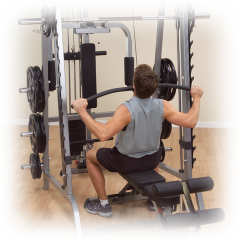 LAT ATTACHMENT FOR SERIES 7 SMITH MACHINE - GLA348QS