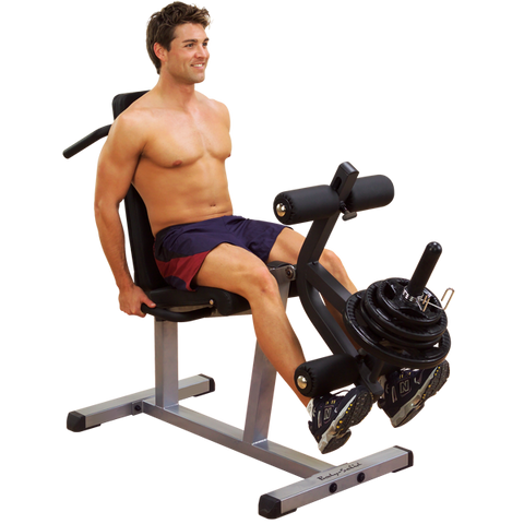Body Solid Leg Extension Supine Leg Curl Glce365 Cff Strength