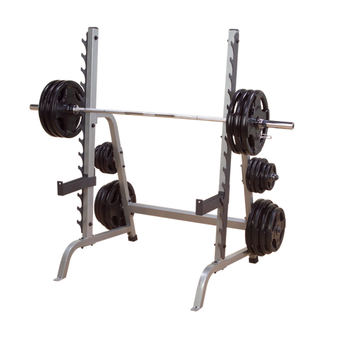 BODY SOLID MULTI PRESS RACK - GPR370