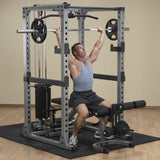 BODY SOLID PRO POWER RACK - GPR383