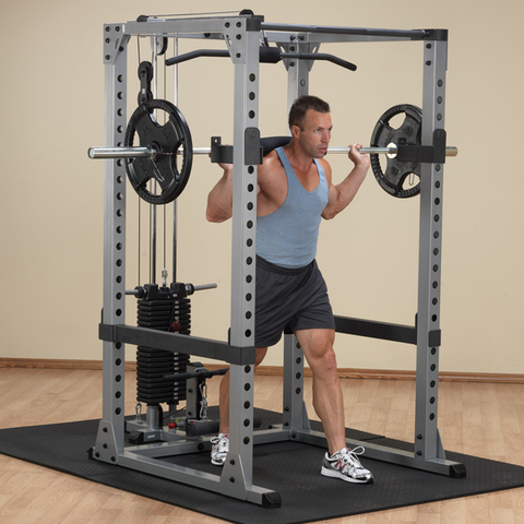 BODY SOLID PRO POWER RACK - GPR378
