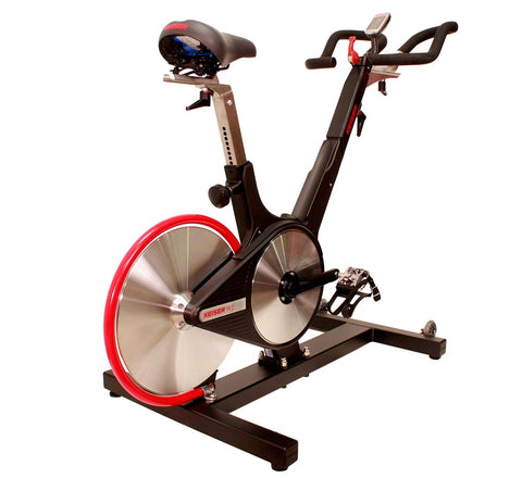 KEISER M3i BLACK INDOOR BIKE - INDOOR CYCLING