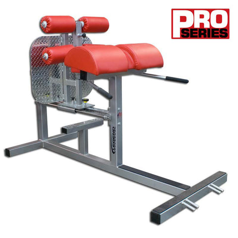 LEGEND PRO SERIES GLUTE HAM DEVELOPER - GHD/GHR