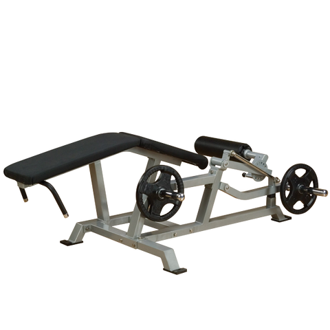 BODY SOLID LEVERAGE LEG CURL - LVLC