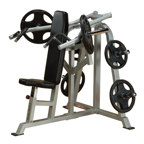 BODY SOLID LEVERAGE SHOULDER PRESS - LVSP
