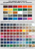 Legend Fitness Color Chart