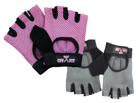MESH WEIGHLIFTING GLOVES
