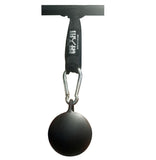 carabiner for grip ball trainer