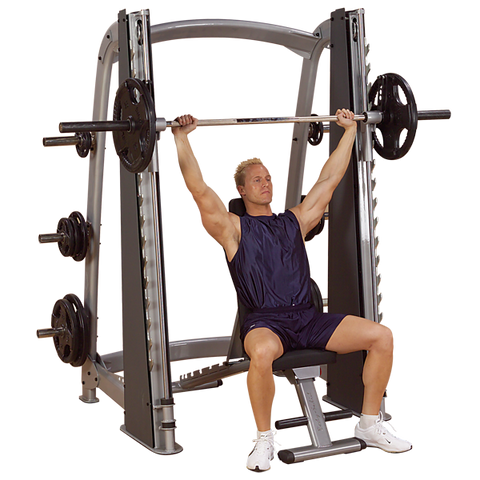 Body solid clubline smith machine
