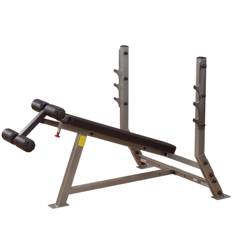BODY SOLID PRO CLUBLINE INCLINE BENCH - SDB351G