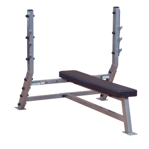BODY SOLID PRO CLUBLINE OLYMPIC FLAT BENCH - SFB349G