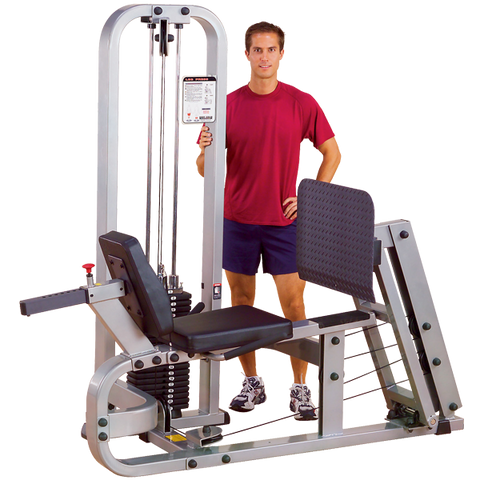 BODY SOLID PRO CLUBLINE LEG PRESS - SLP500G/2