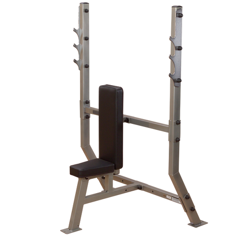 BODY SOLID PRO CLUBLINE SHOULDER OLYMPIC BENCH - SPB368G