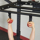 BODY SOLID CANNONBALL GRIPS - Pull up rig