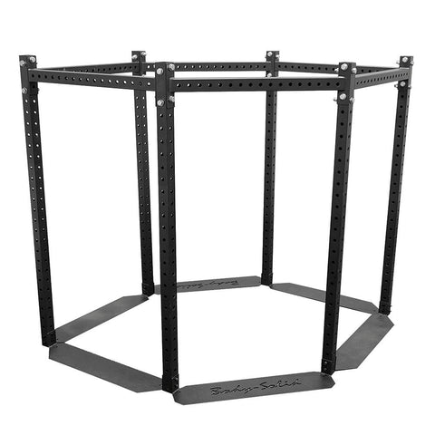 body solid hex pull up rig sr-hex