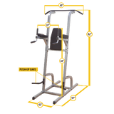 chin dip pull up stand