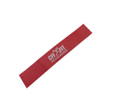 "12"" RESISTANCE BAND LOOP - RED"