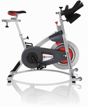 SCHWINN AC SPORT INDOOR CYCLE - CARBON BLUE BIKE