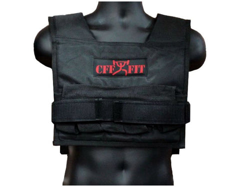22 LB WEIGHTED VEST