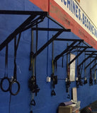 CFF WALL CEILING MOUNTED PULL UP BAR - Crossfit Gym